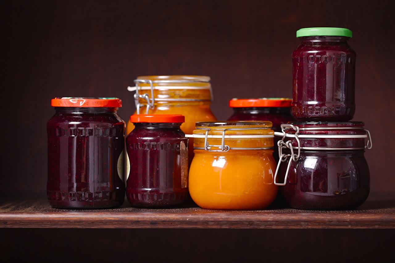 Image Fruit preserves Jar Food Jam Varenye