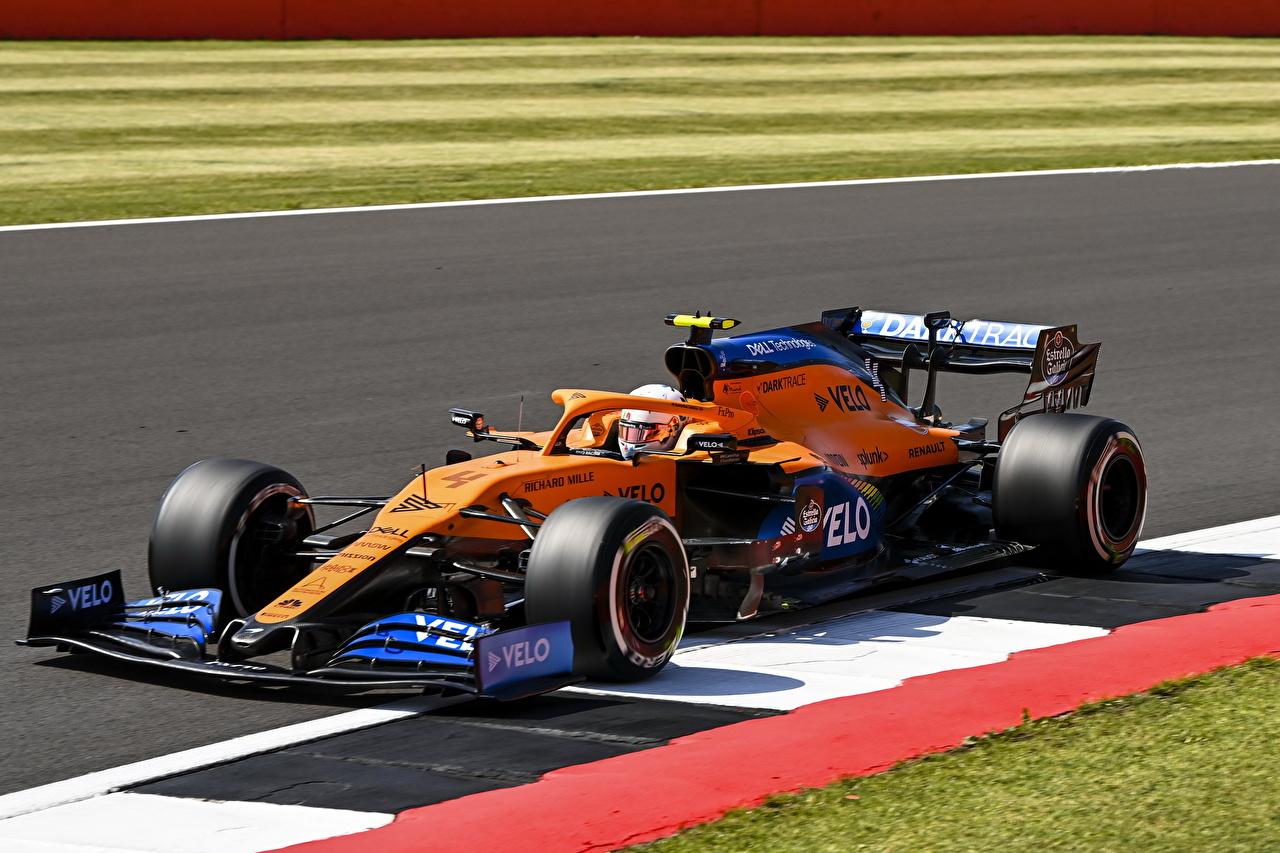 Immagine Tuning McLaren 2020 MCL35 Formula 1 Auto macchine macchina automobile autovettura