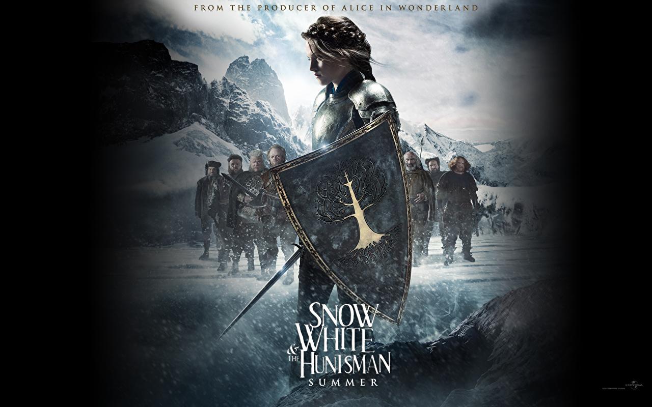 Bilder Snow White and the Huntsman Kristen Stewart Sköld Filmer film