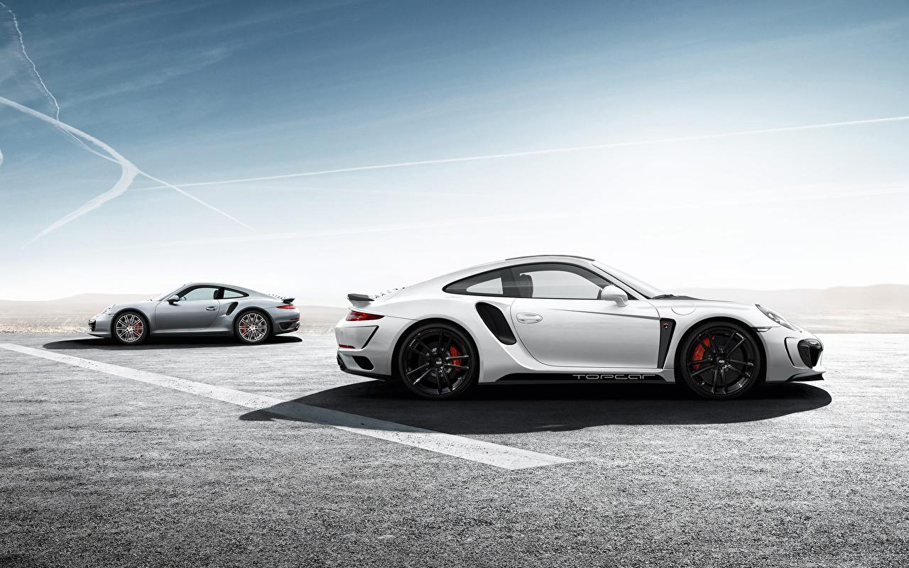 Fondos De Pantalla Porsche Tuning 2014 Top Car Stinger Gtr