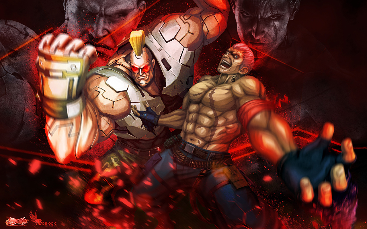 Fondos De Pantalla Tekken Street Fighter X Tekken Bryan