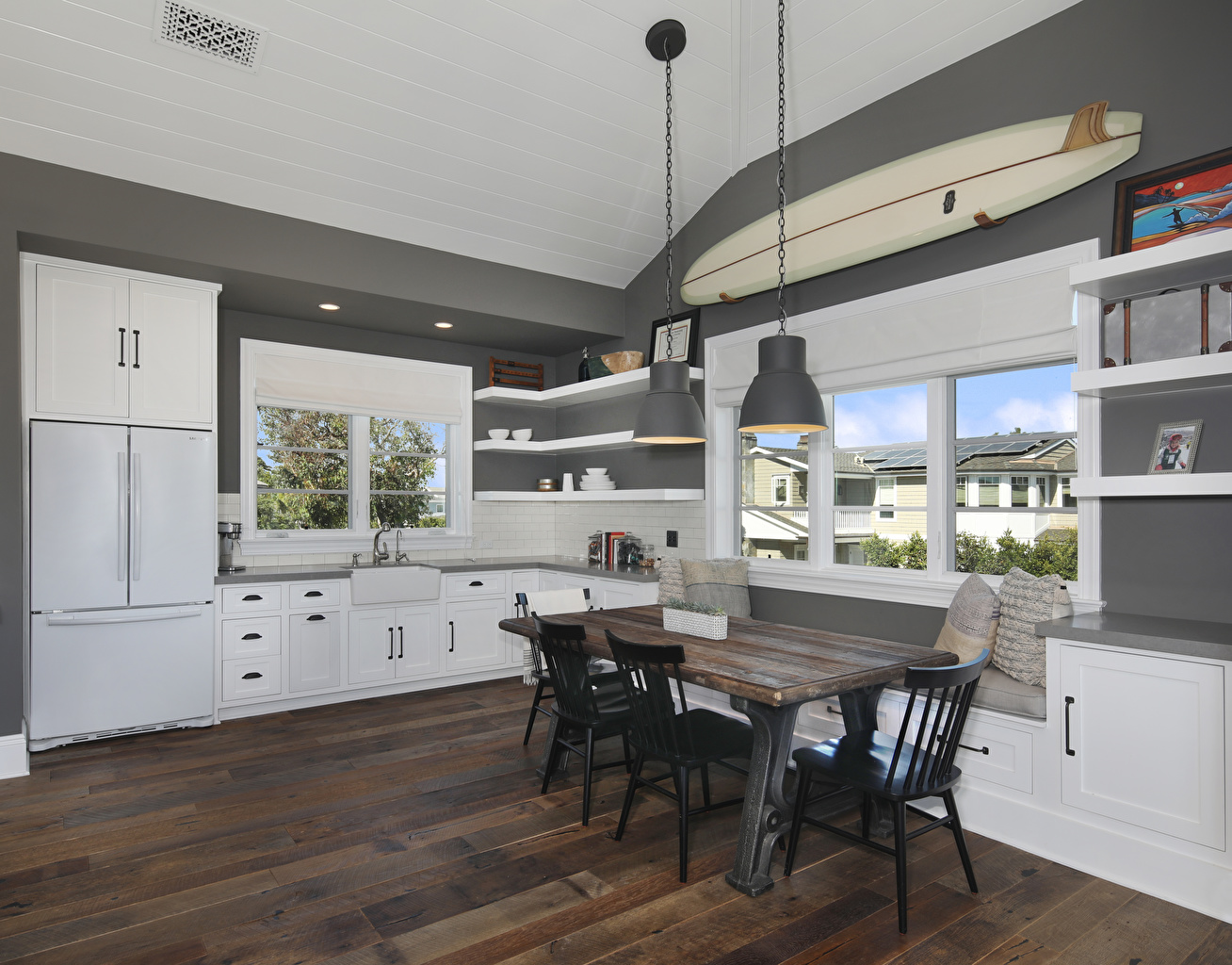 Fotos Küche Innenarchitektur Stuhl Tisch Design Stühle