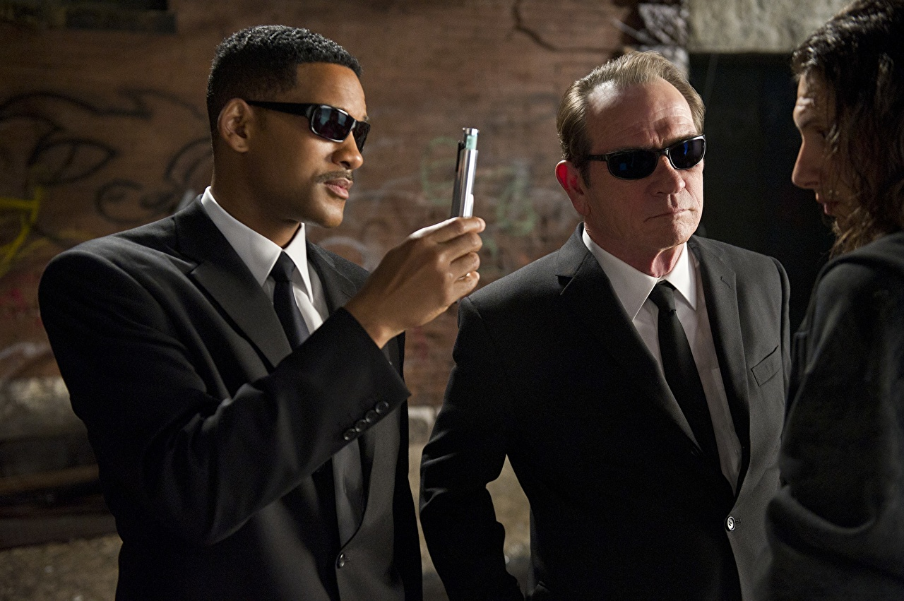 Picture Men in Black Men in Black 3 Movies film