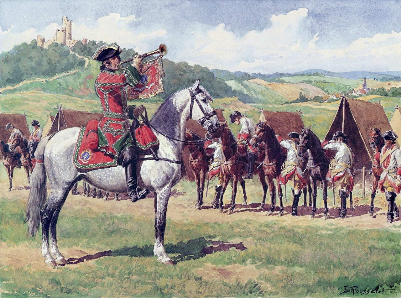 Image horse soldier Pictorial art Painting Art Horses Soldiers