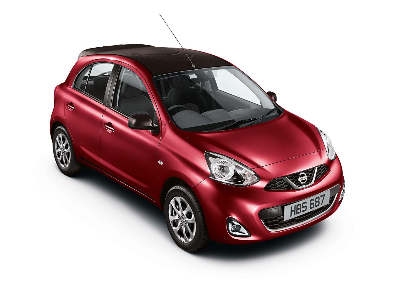 Papeis De Parede Nissan Tuning 2014 Micra Limited Edition Vermelho Metalico Carros Baixar Imagens