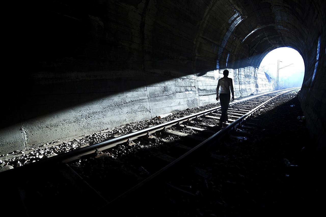 Tunnel-https://www.1zoom.me/