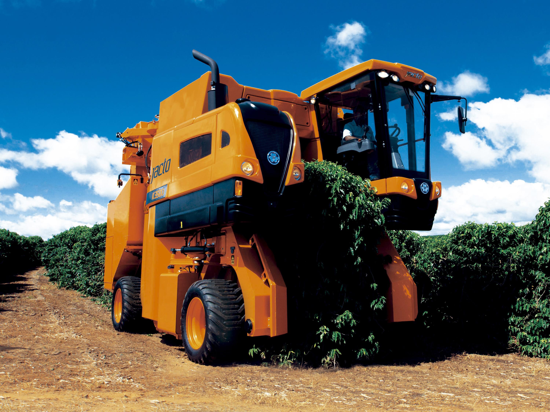 Photos Agricultural machinery 2015-17 Jacto K 3500 Orange