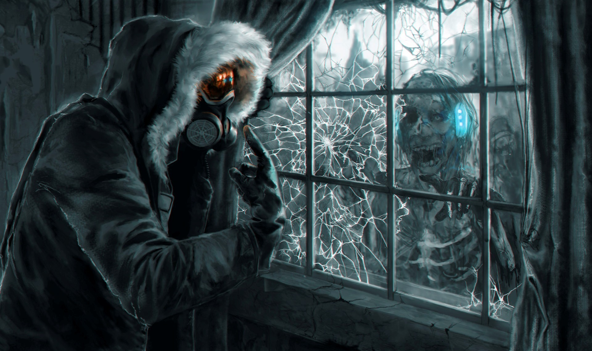 Christmas Zombie Wallpaper.Wallpaper Romantically Apocalyptic Zombie Heroes Comics