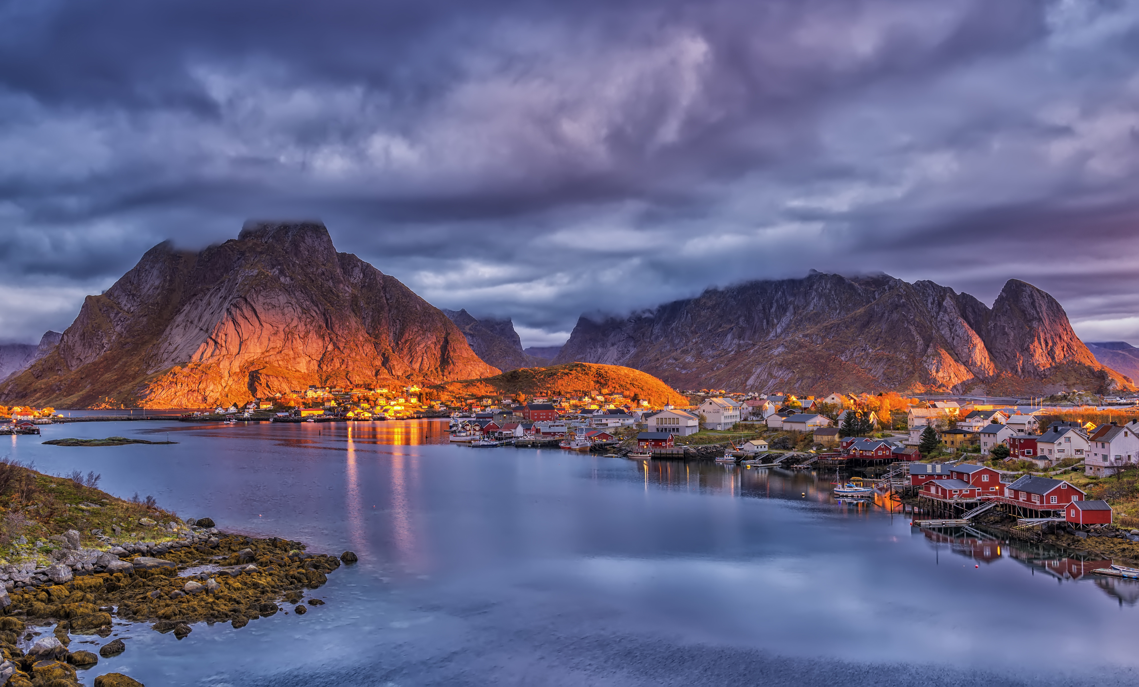 lofoten islands images - HD 1920×1200