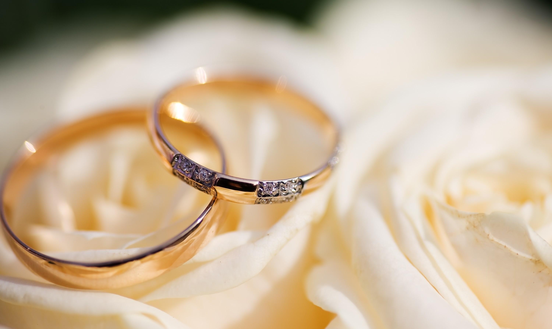 Bakgrunnsbilder til skrivebordet bryllupet smykker ring Nærbilde Smykker Bryllup Fingerring