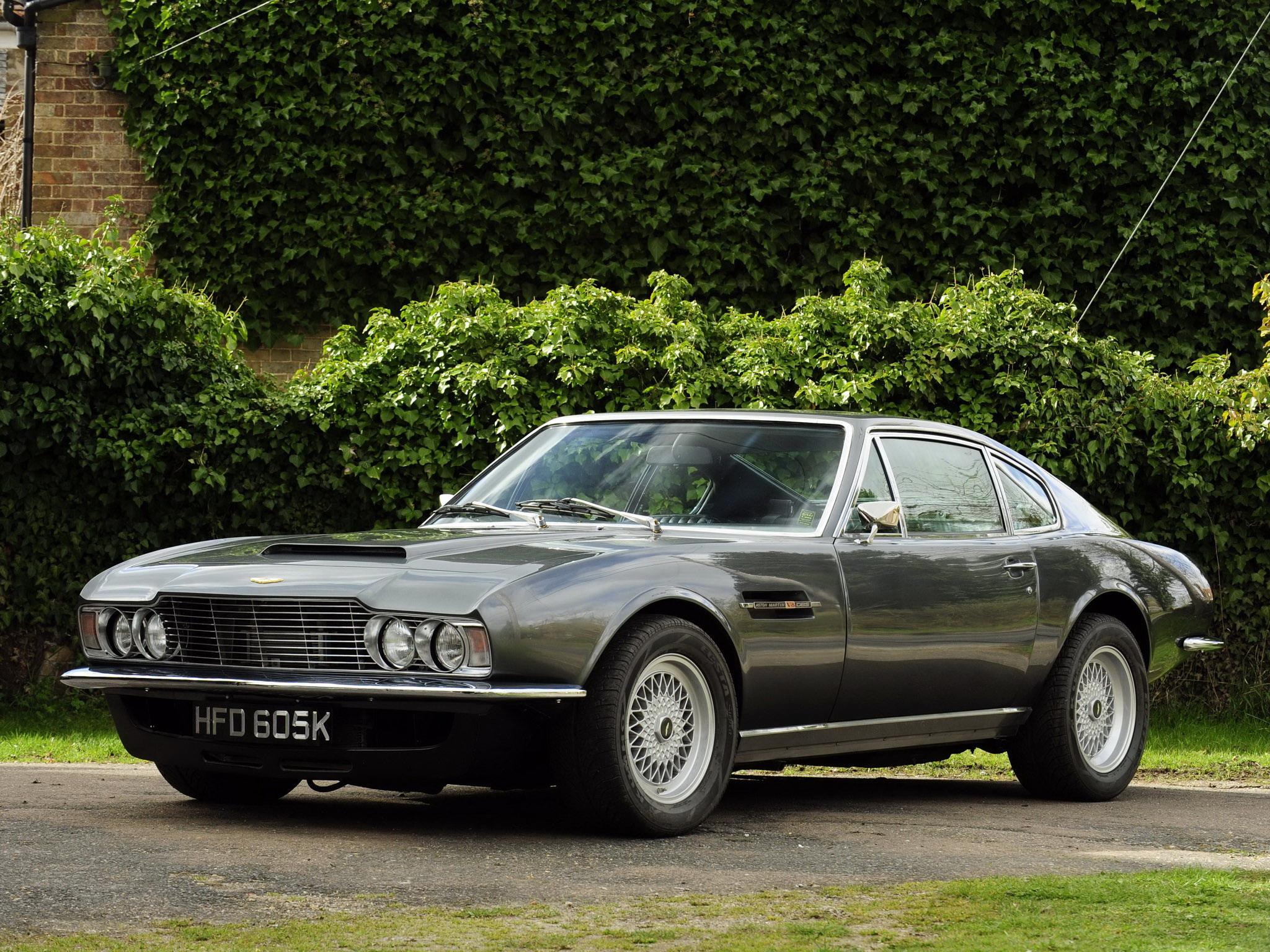 Picture Aston Martin 1970 Dbs V8 Antique Cars 2048x1536