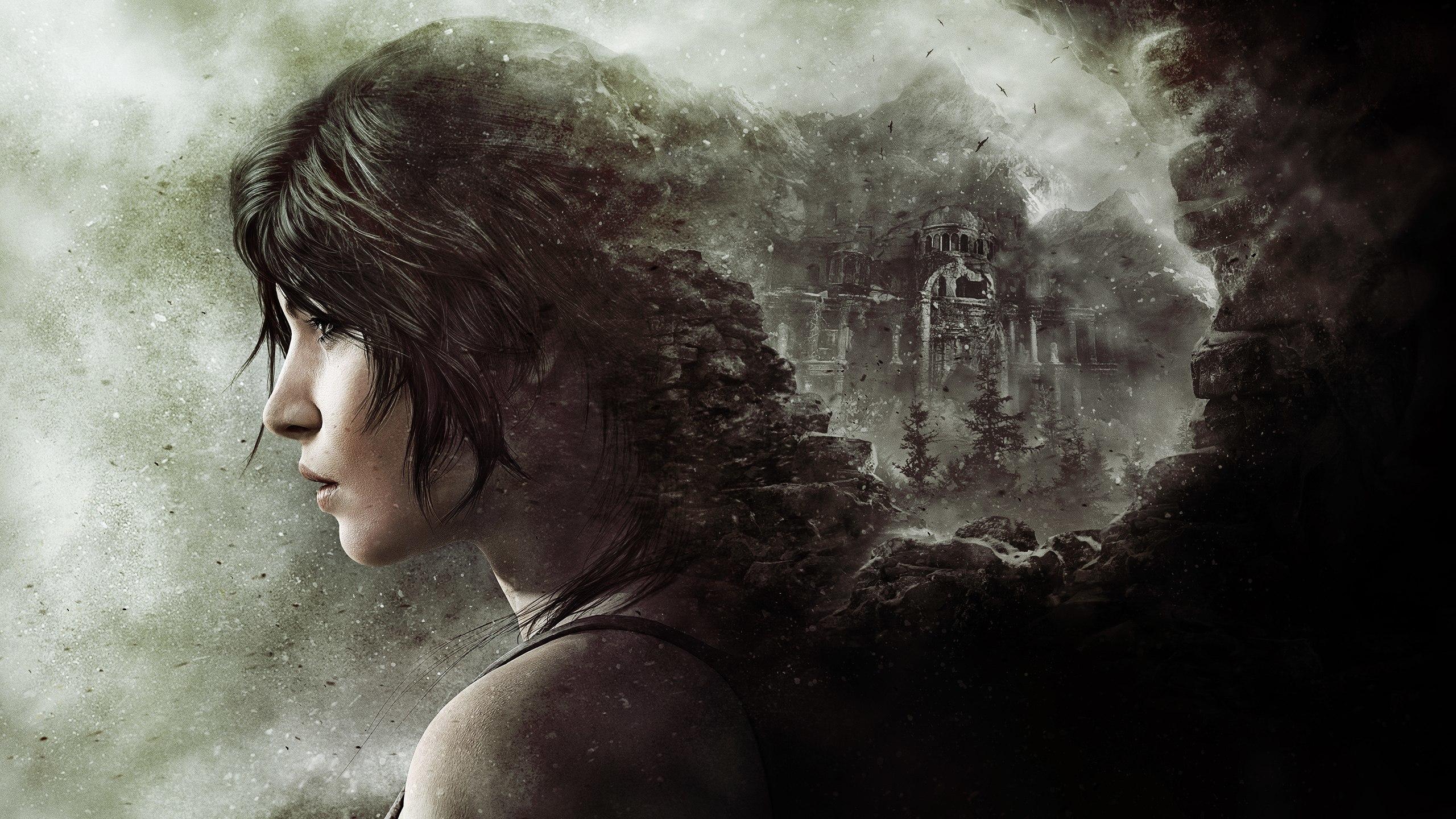 Images Rise Of The Tomb Raider Lara Croft Hair Girls Games
