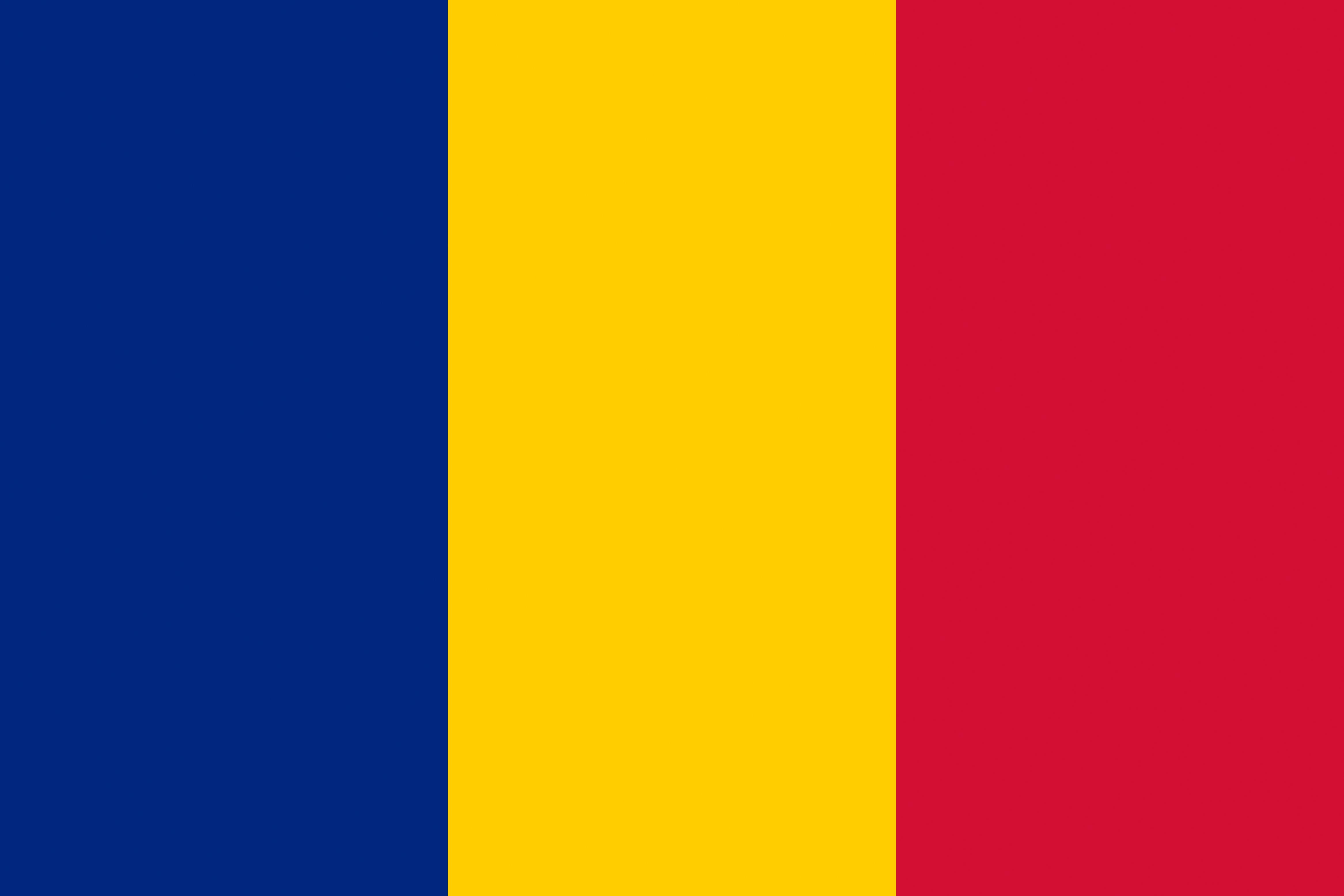 Pictures Romania Flag Stripes 4666x3111