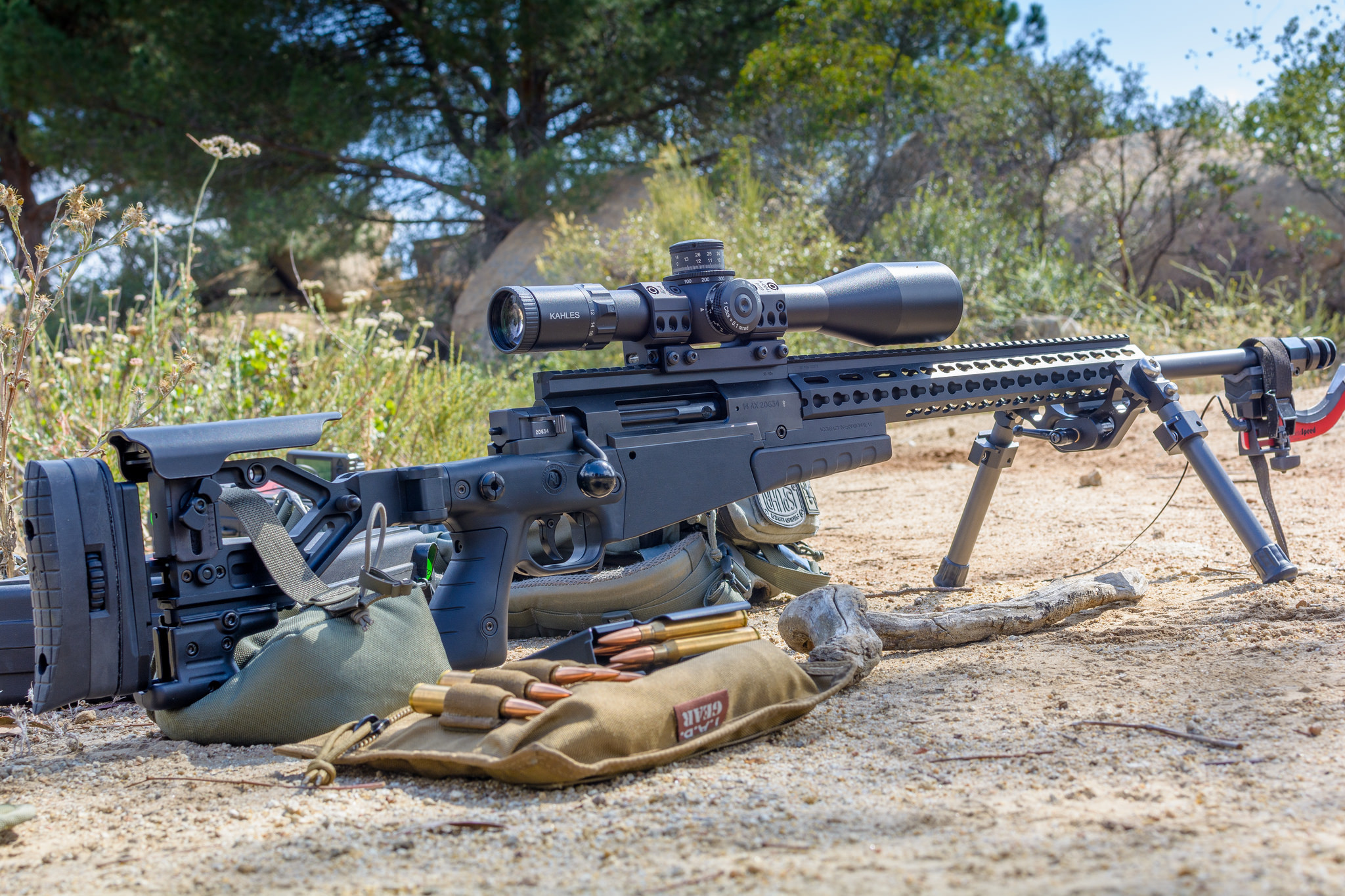 armys long serving sniper rifle - HD1280×853