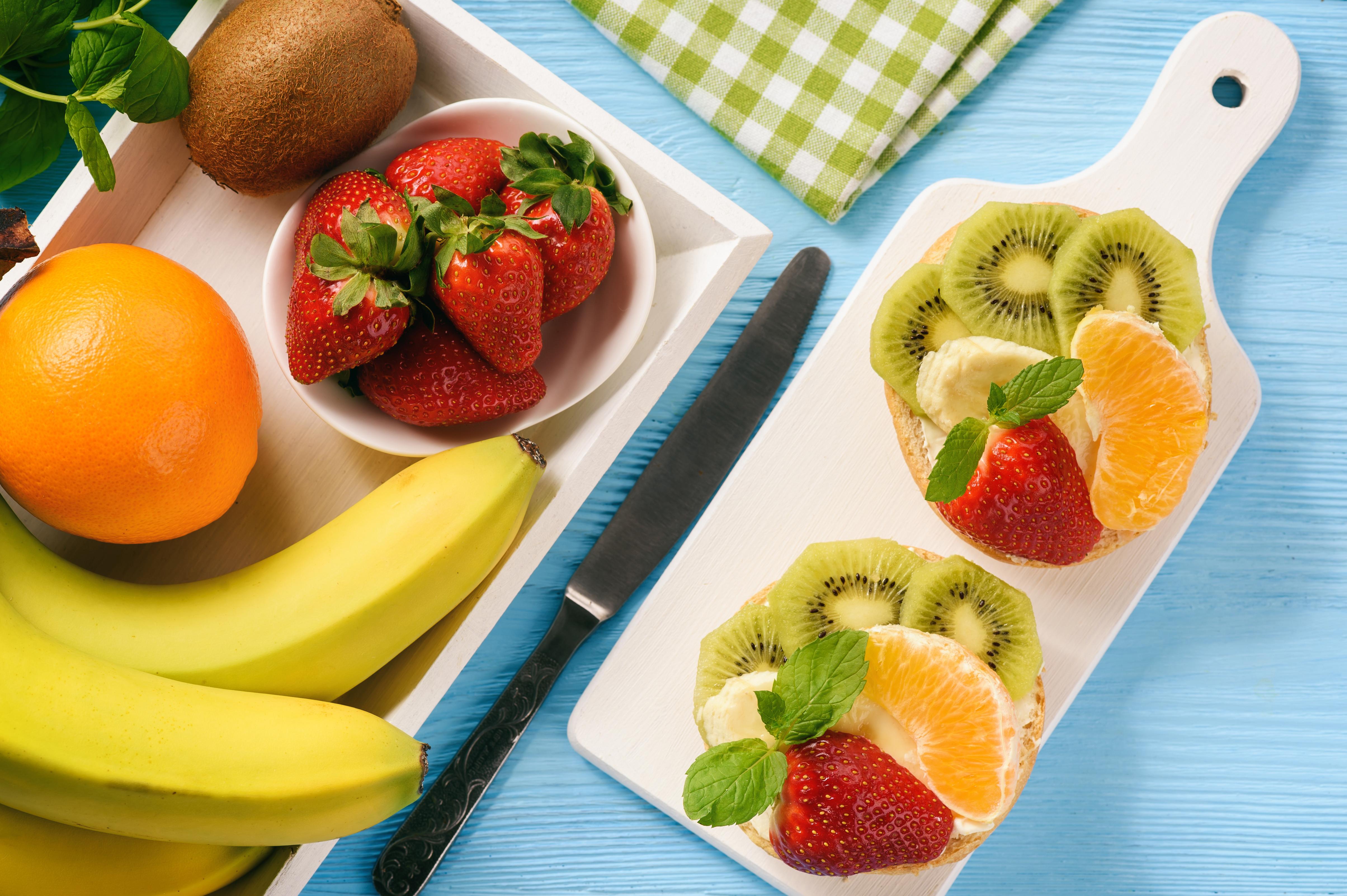 Диета Завтрак Банан. Японская утренняя банановая диета для снижения веса