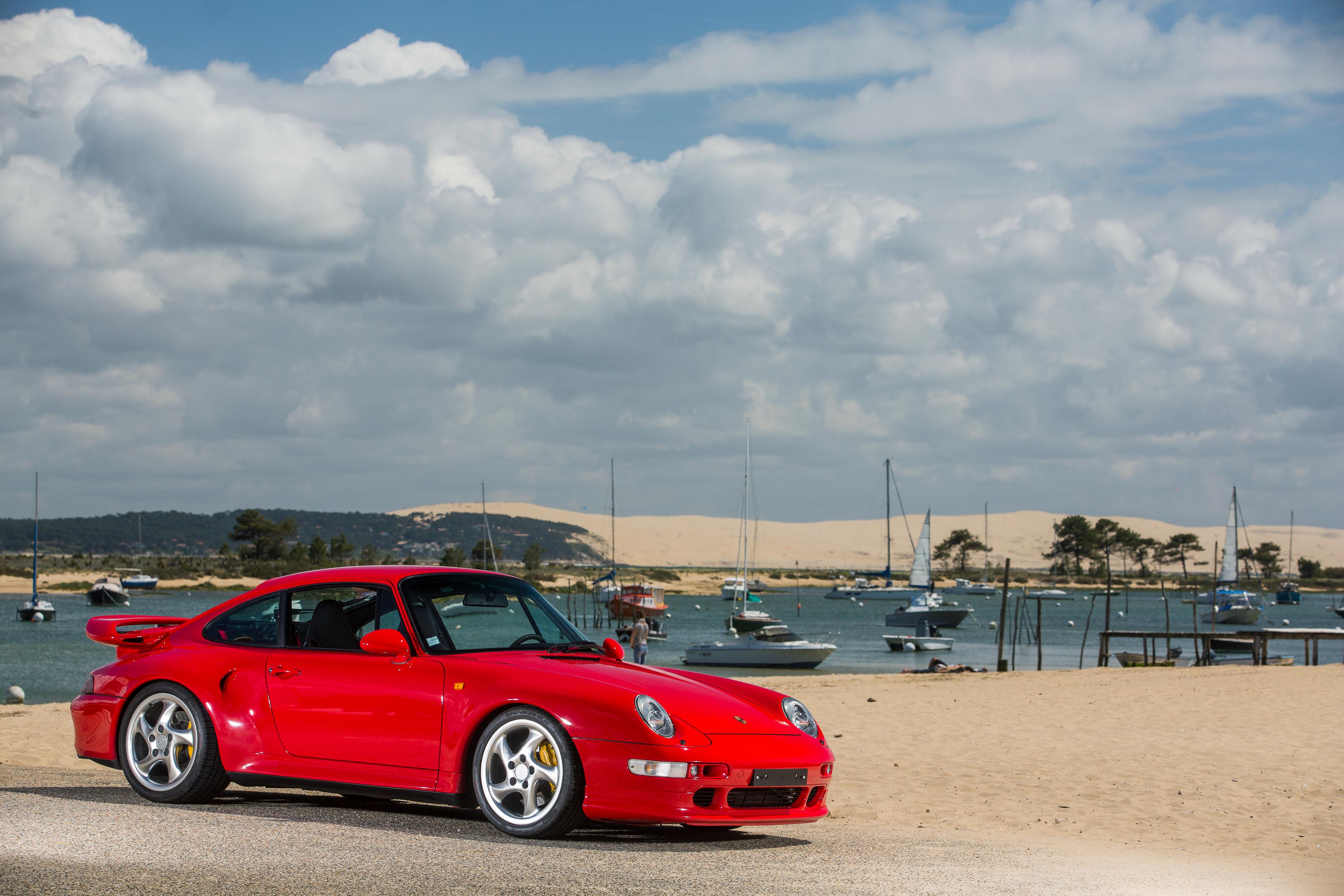 Papeis De Parede 4096x2731 Porsche 1997 98 911 Turbo S 3 6 Coupe Vermelho Metalico Carros Baixar Imagens