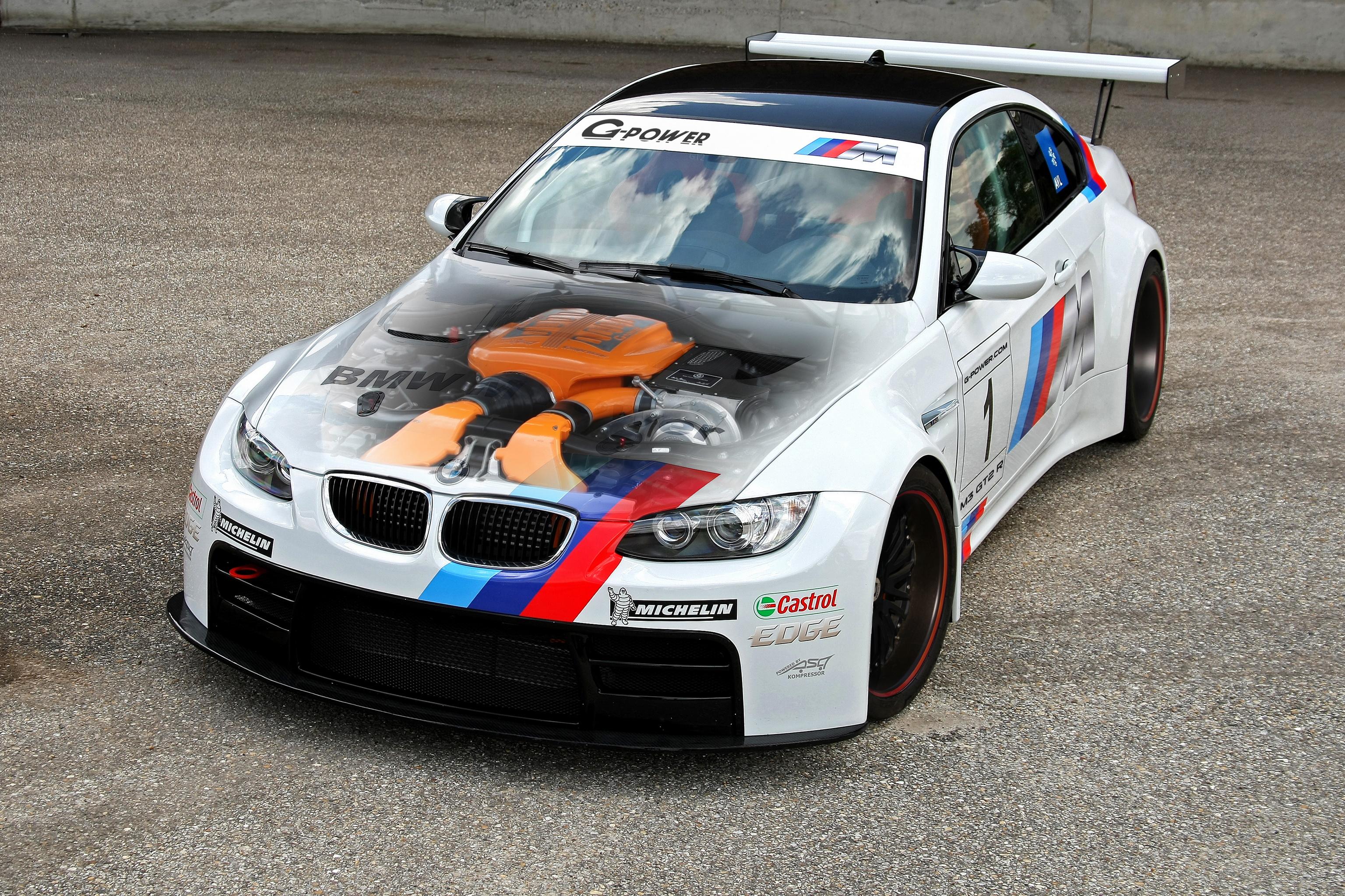 Pictures BMW 2013 G-Power M3 GT2 R M3 E92 auto 3072x2048 Cars automobile