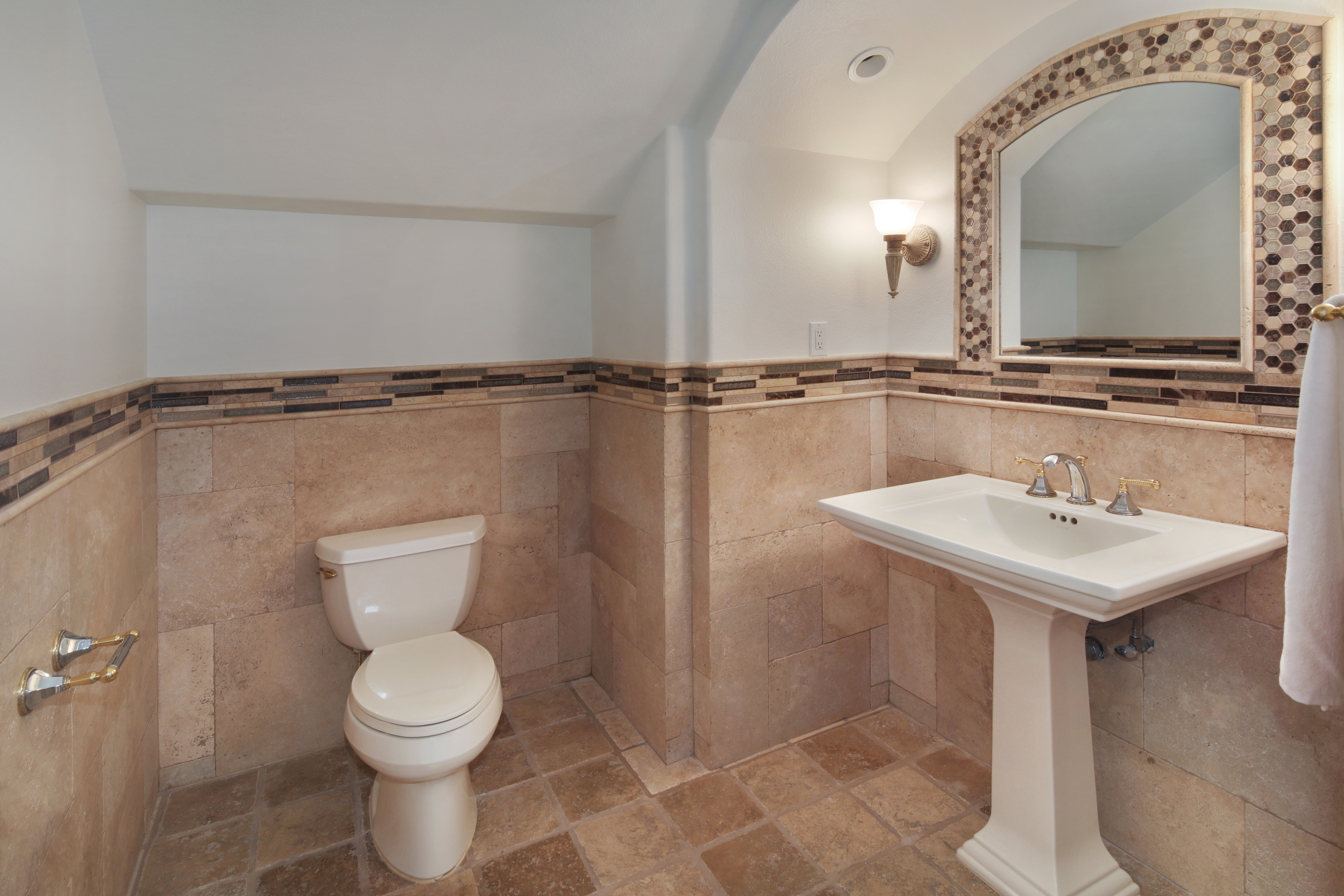 Picture Toilet Interior Mirror Design wc restroom toilet room
