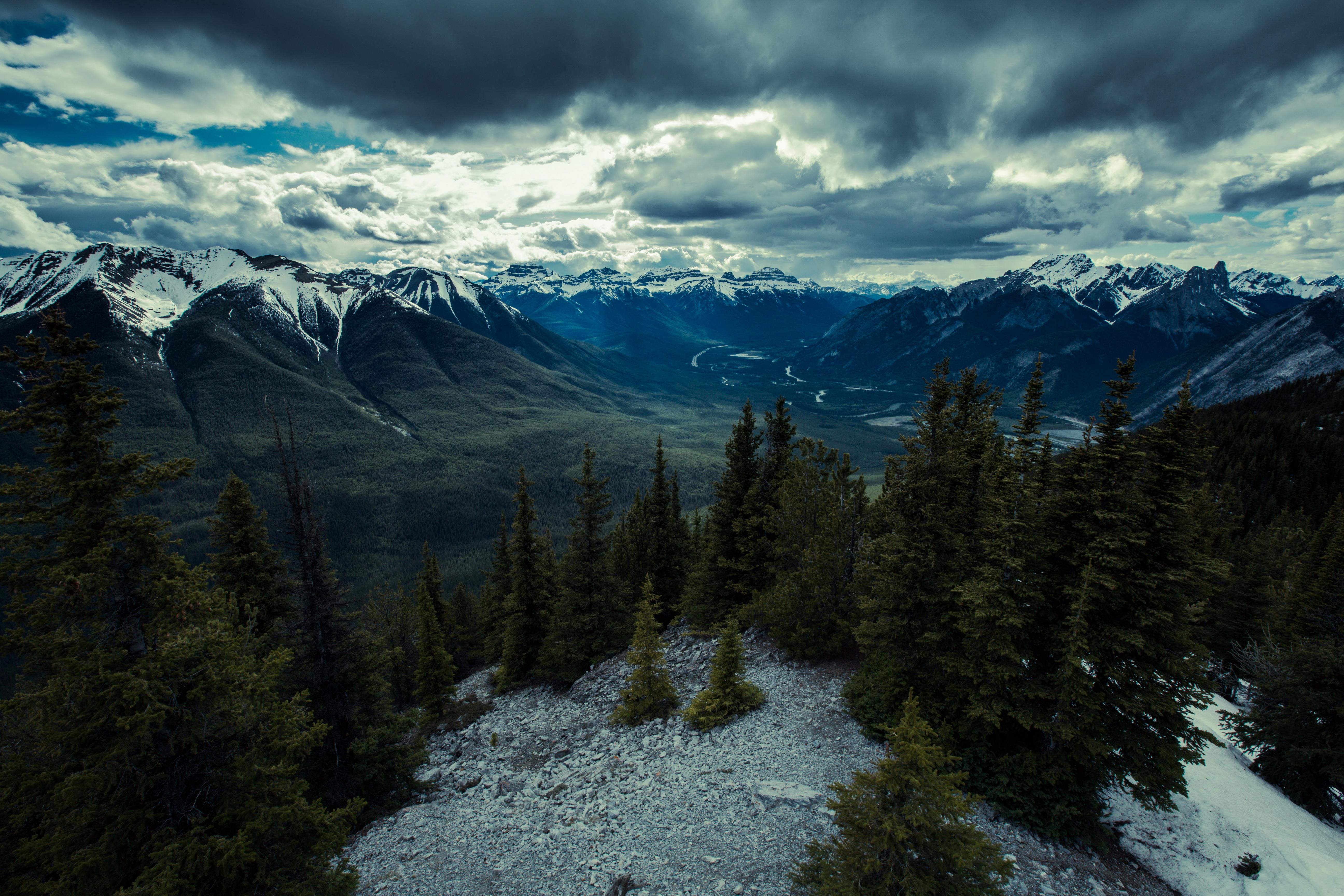 mountain ridge landscap eye - HD1200×800