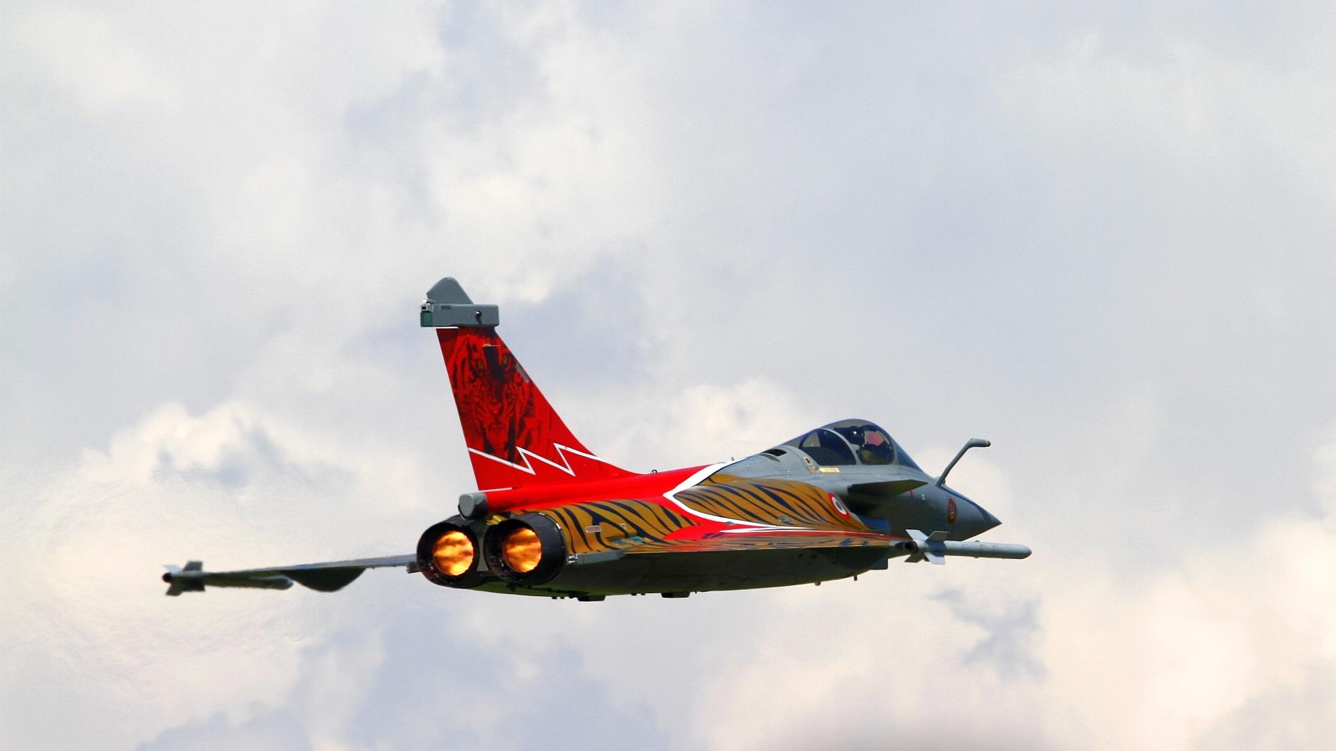Fondos De Pantalla 1920x1080 Avión De Caza Avións Dassault