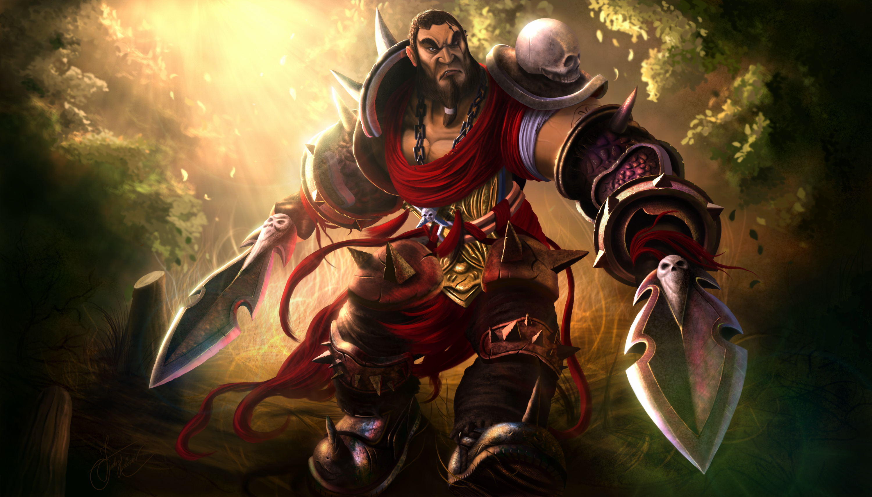 Picture Fable Swords Man Warriors The Lost Chapters 3000x1710