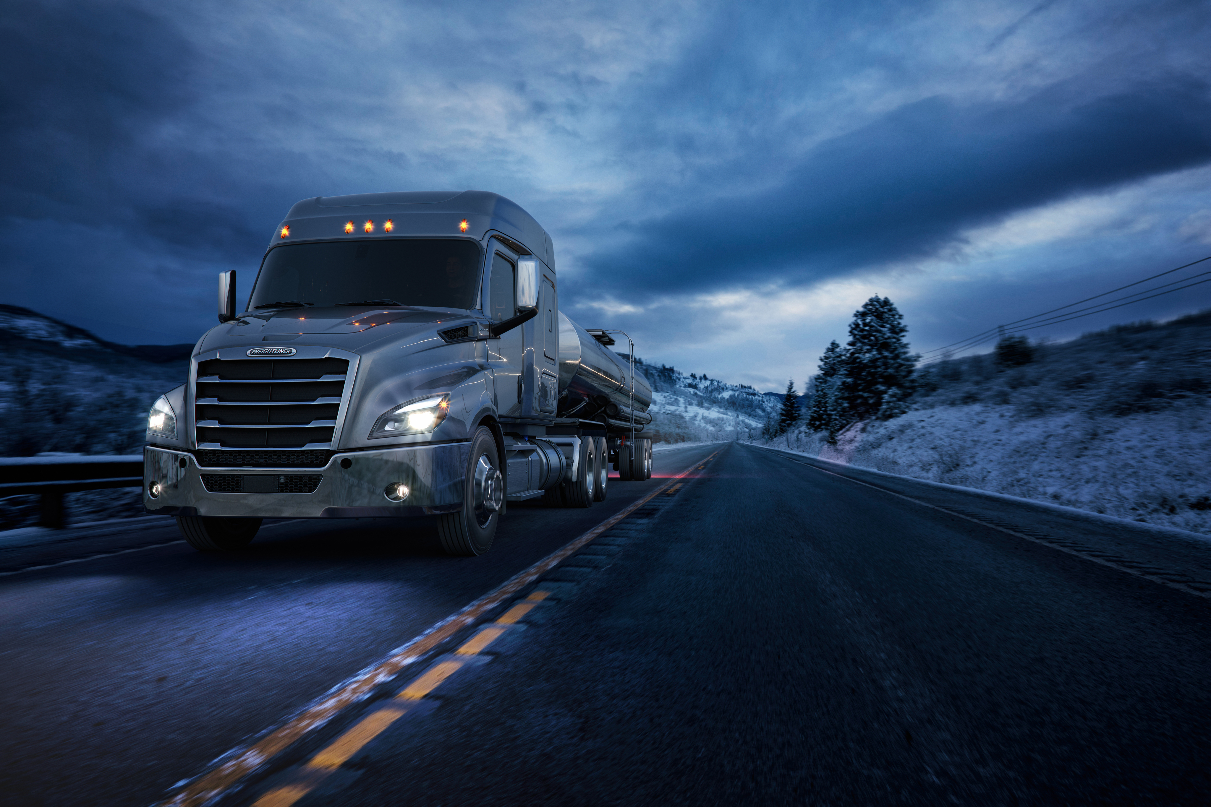 Pictures Trucks 2016-17 Freightliner Cascadia Mid-roof XT ... |Frieghtliner Cascadia 2020 Sports Car