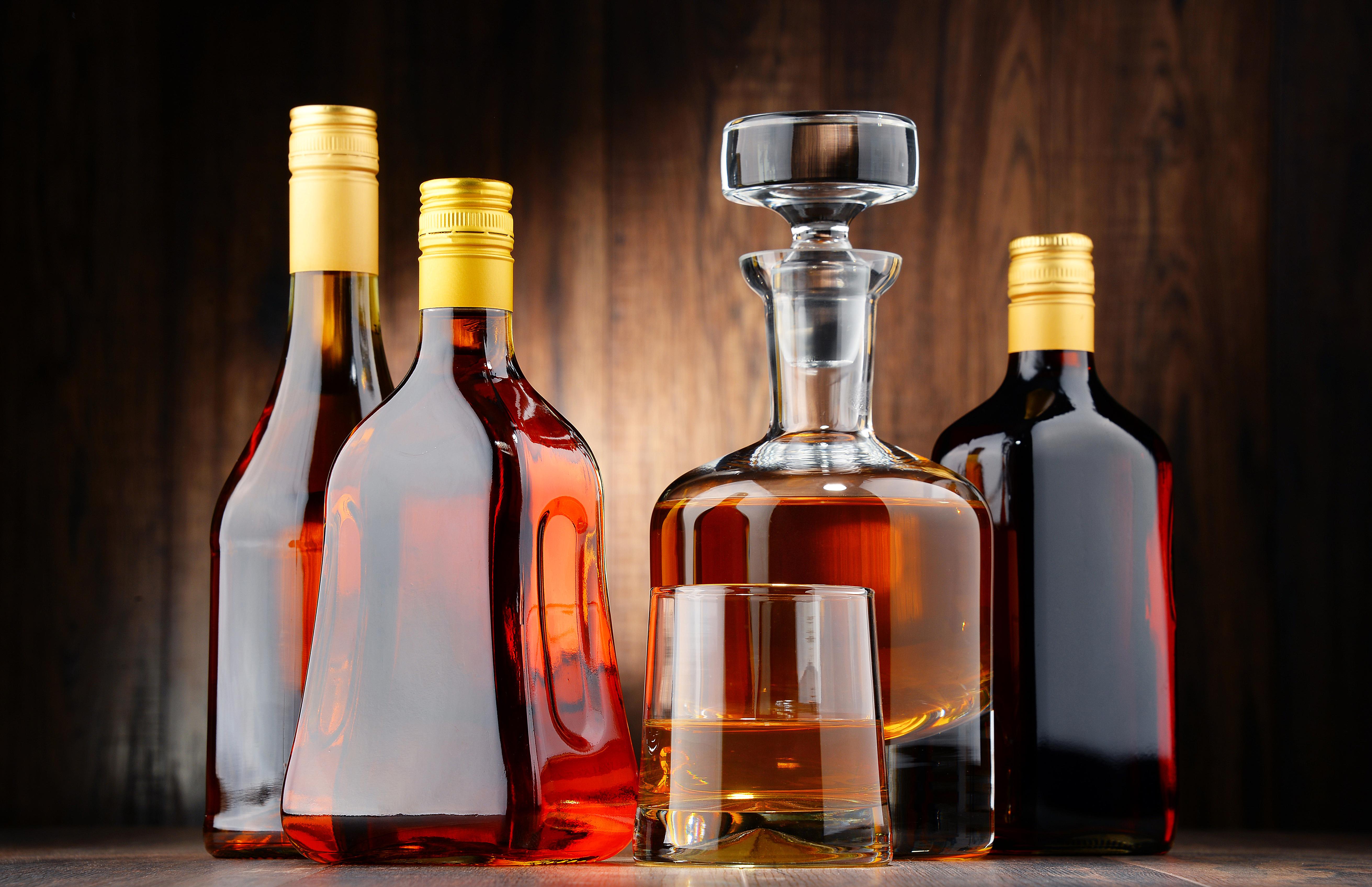 Bilder von Flasche Lebensmittel Getränke 5245x3390 flaschen das Essen