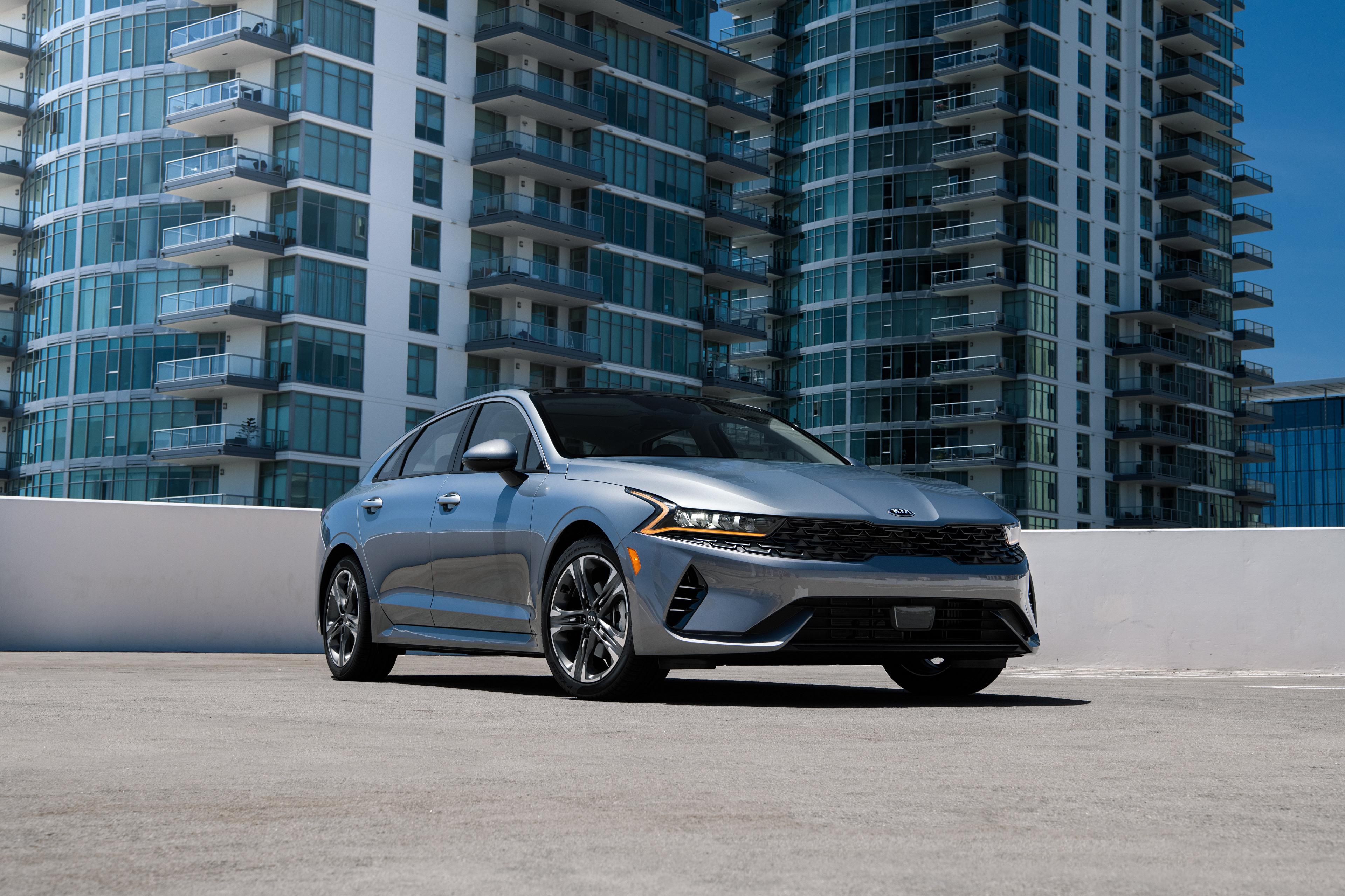 photo kia k5 ex north america, 2020 metallic automobile