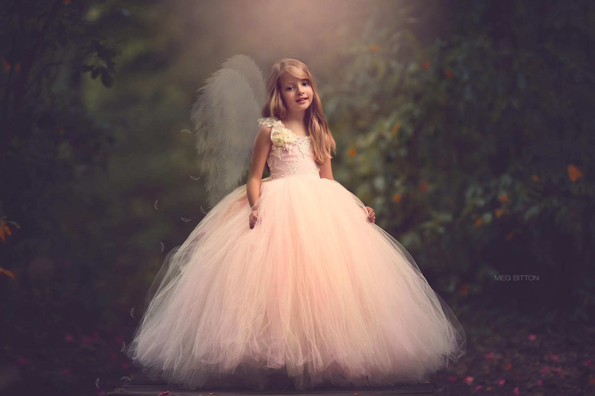 壁紙 小さな女の子 ドレス 子供 ダウンロード 写真