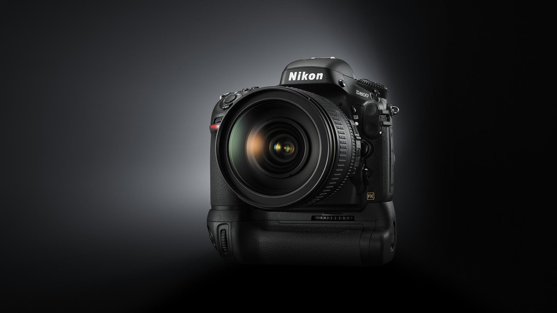 Images Camera Nikon D800 Closeup 1920x1080