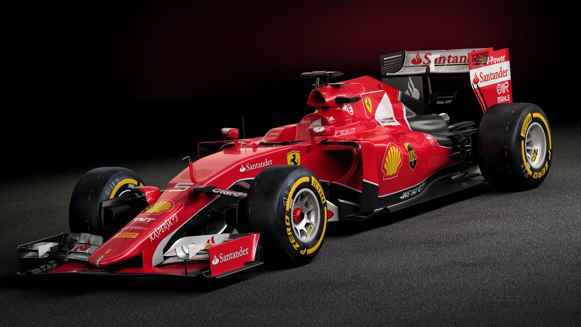 Ferrari F1 Wallpaper For Laptop