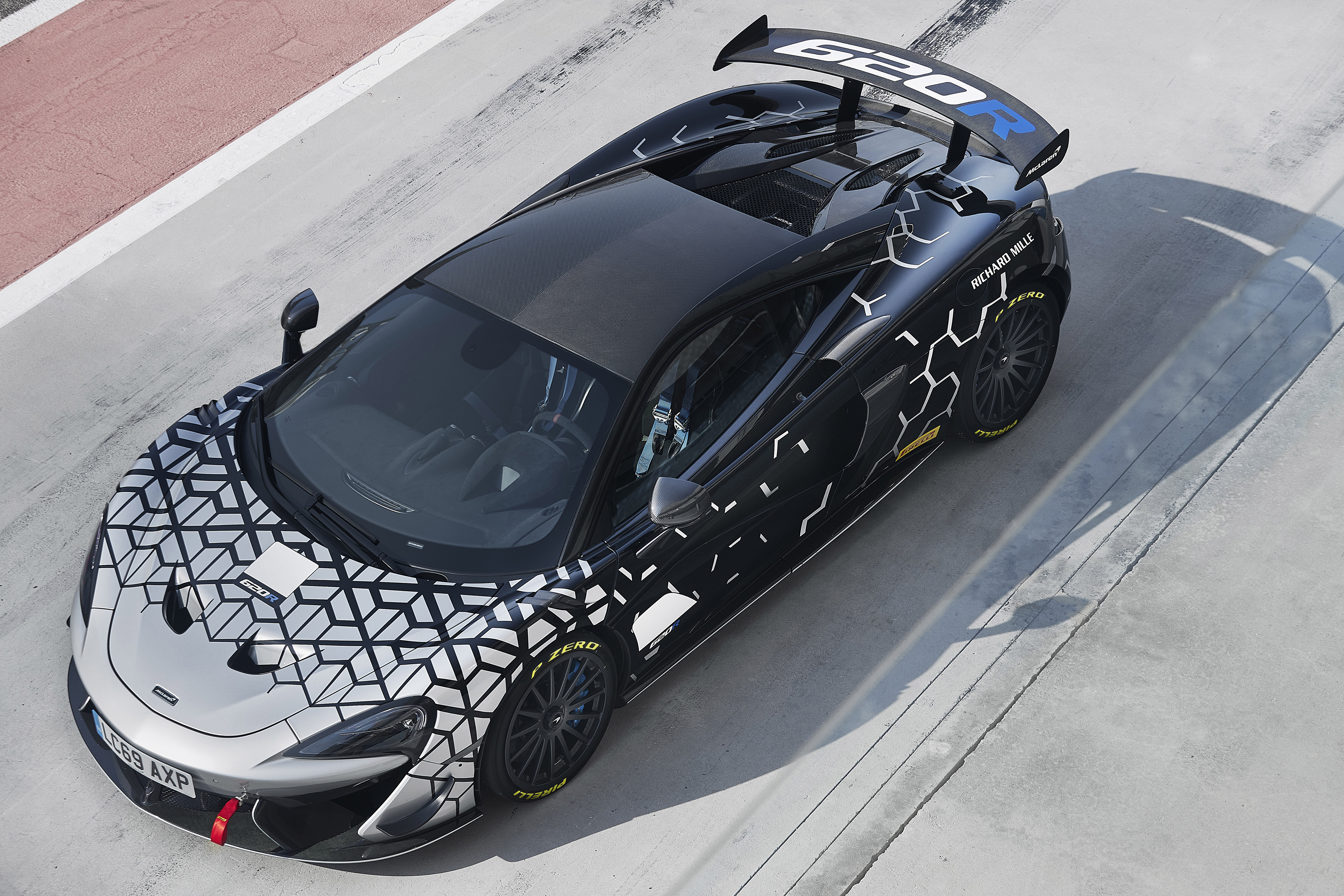 Photos Tuning McLaren 2020 620R Worldwide Cars From above 5120x3413 auto automobile