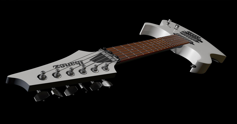 壁紙 楽器 ギター 3dグラフィックス ダウンロード 写真