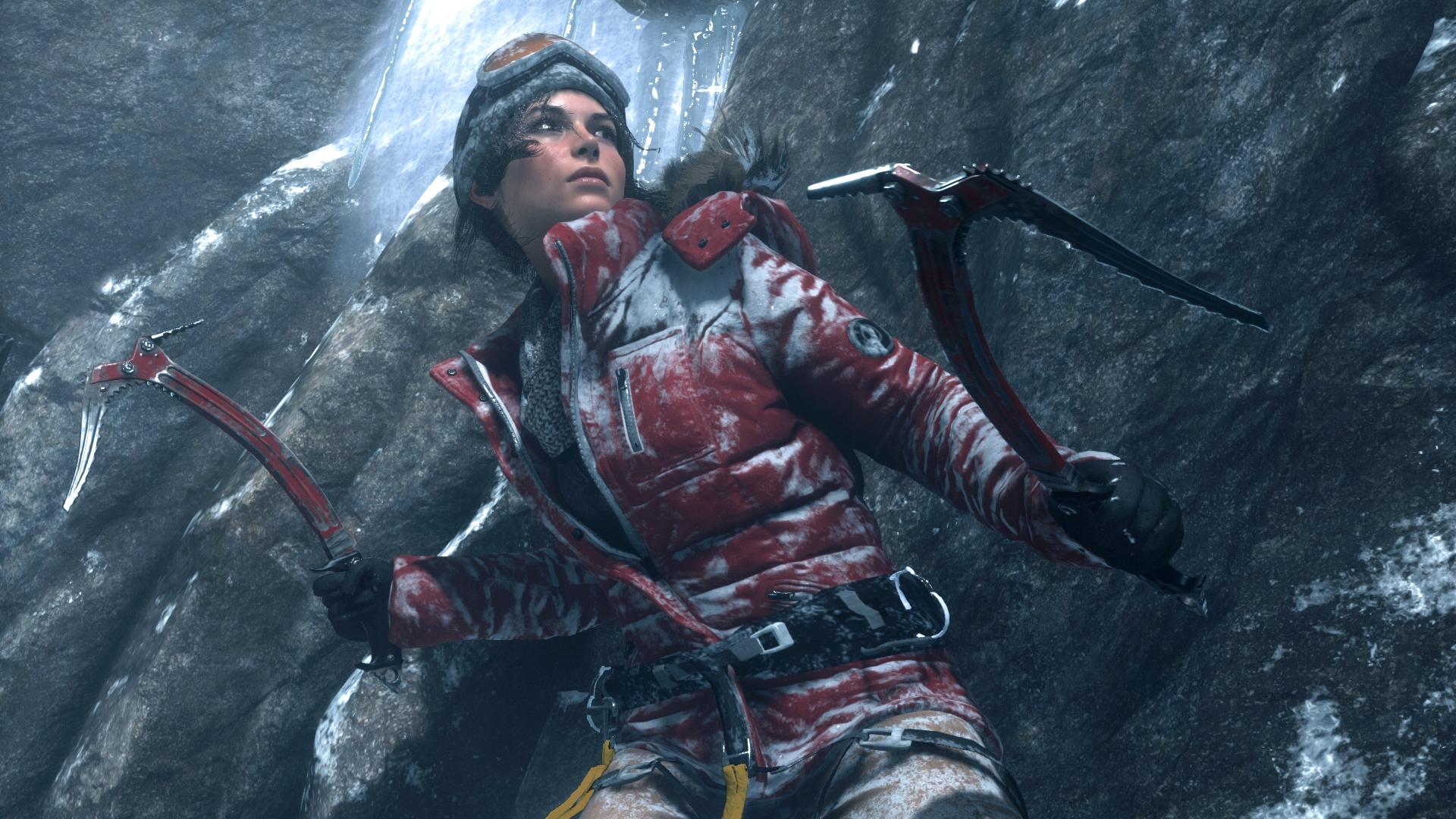 Desktop Wallpapers Rise Of The Tomb Raider Lara Croft 1920x1080