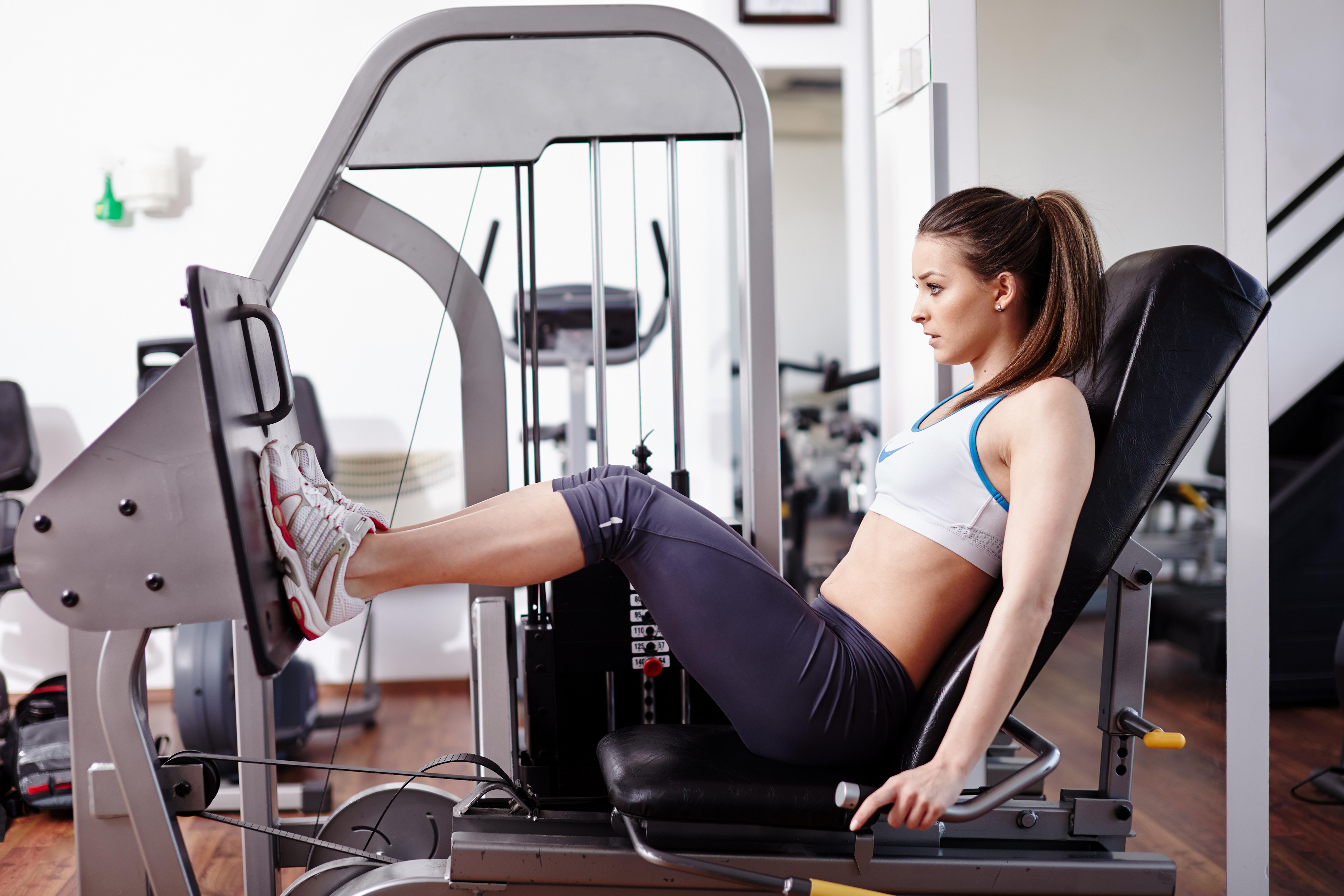 С Чего Начать Похудение Женщине В Зале. Упражнения и программы для похудения в тренажерном зале