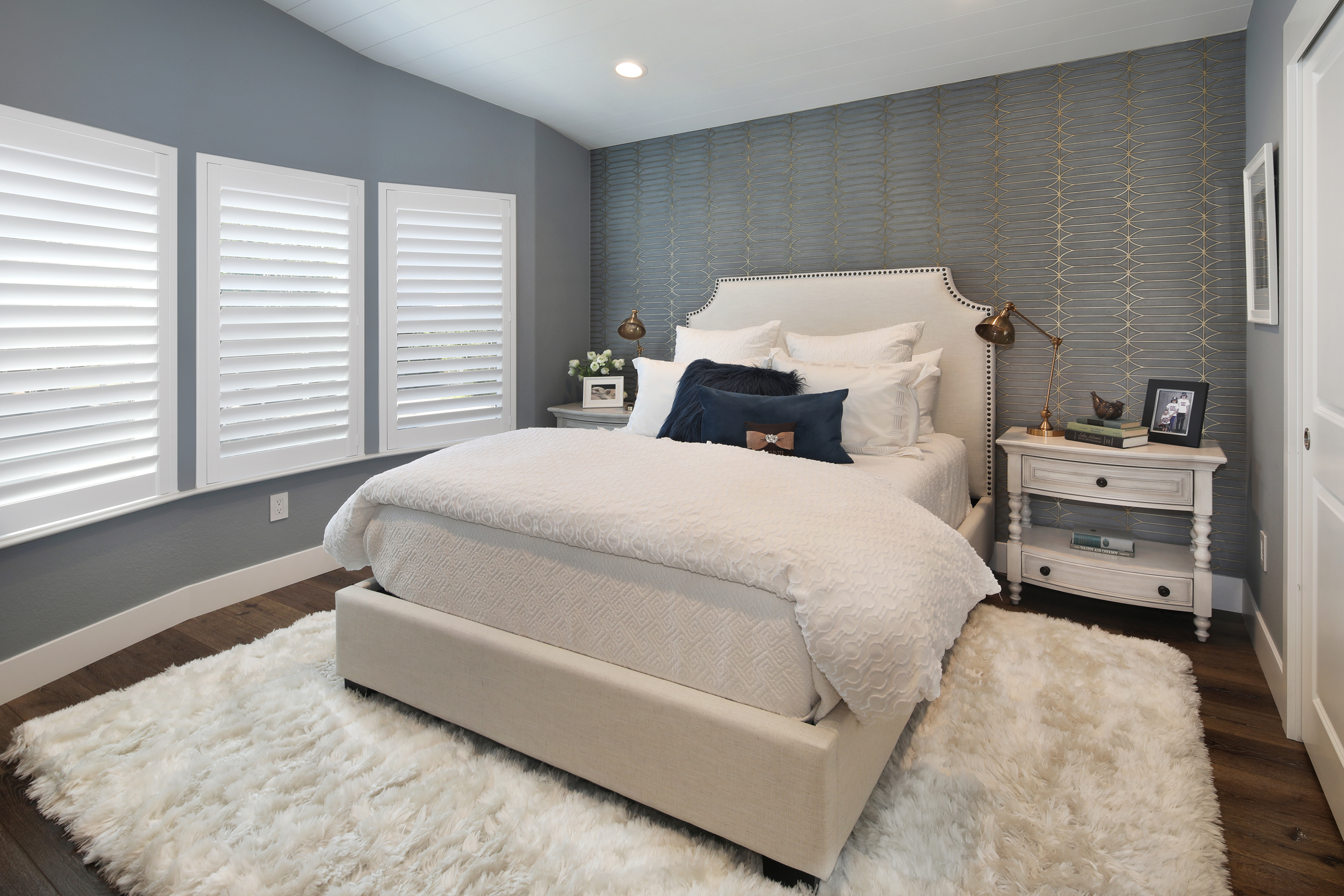 Desktop Wallpapers Bedroom Interior Bed Design 5120x3413