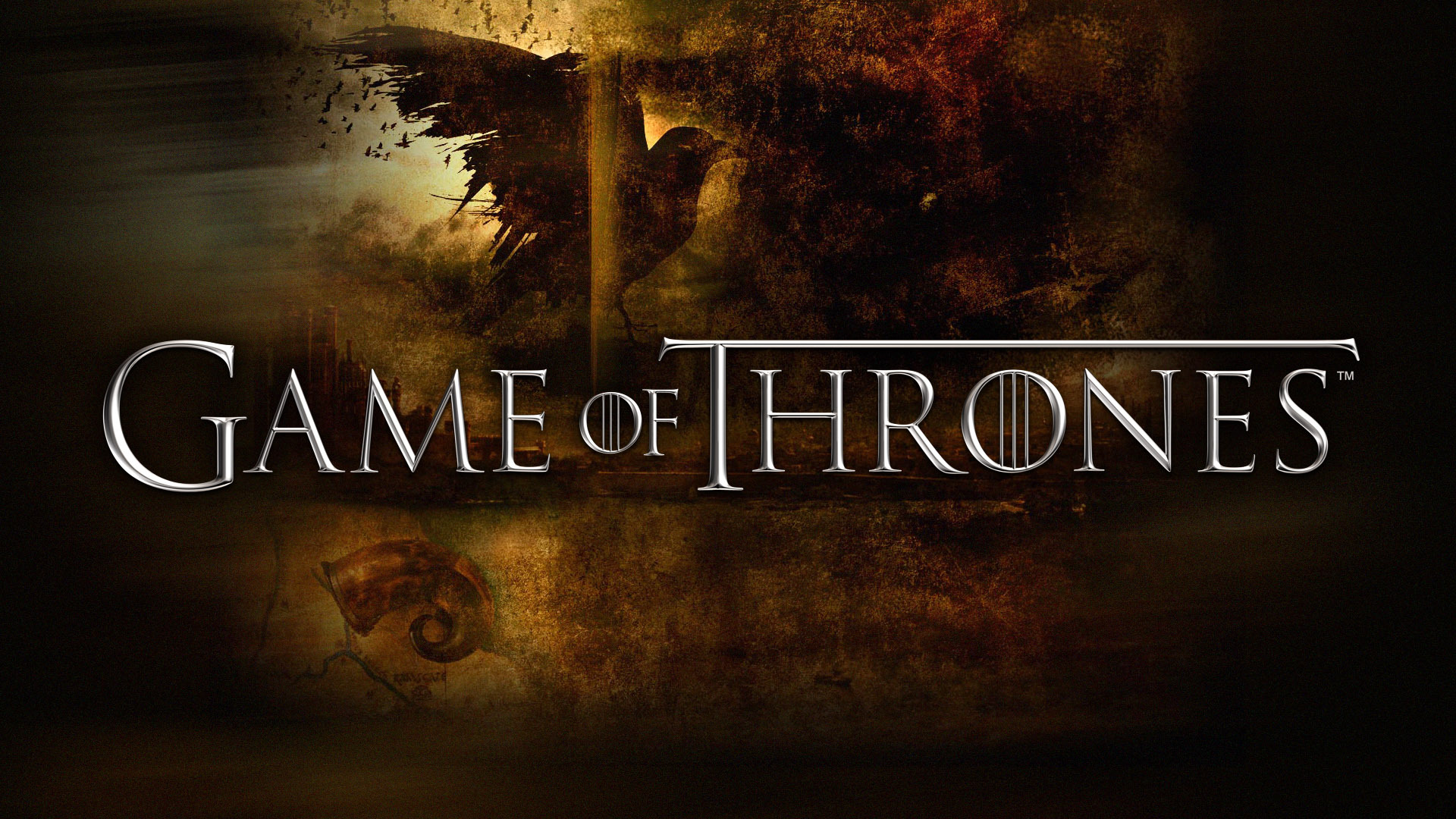 Wallpaper Game Of Thrones Movies Word Lettering 1920x1080