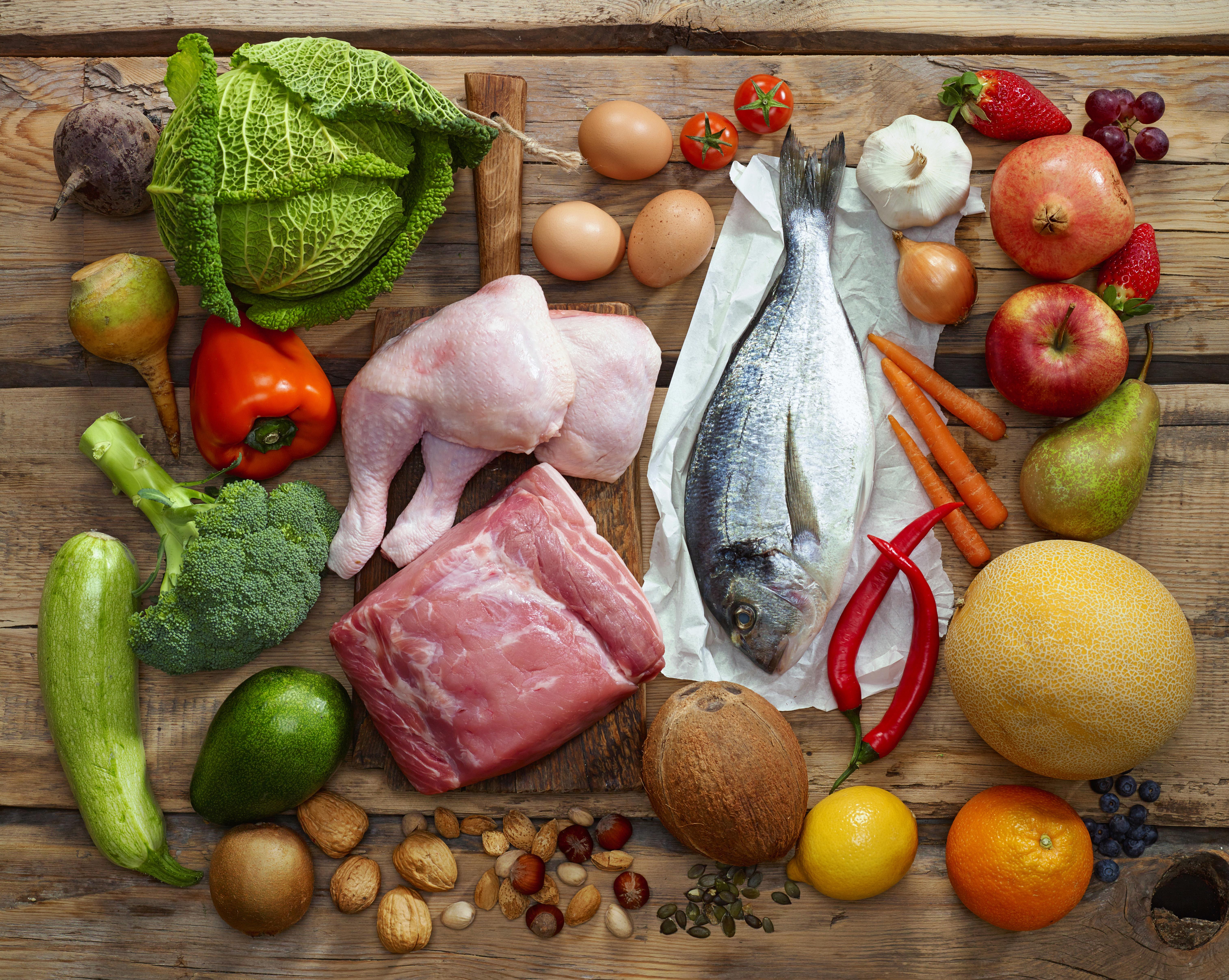Диета палео и вегетарианство