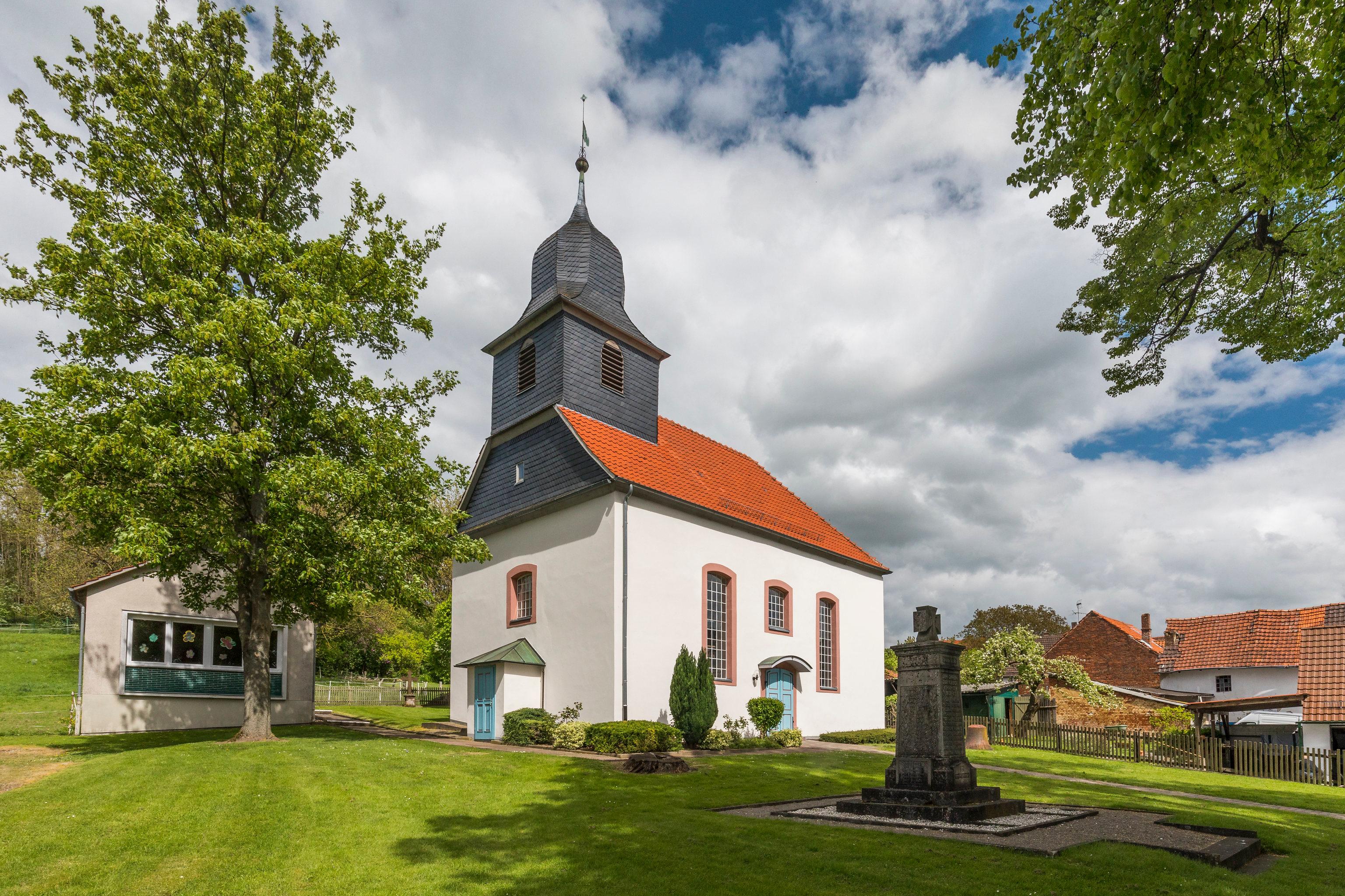 Desktop Wallpapers Church Germany Monuments Ersen Cities