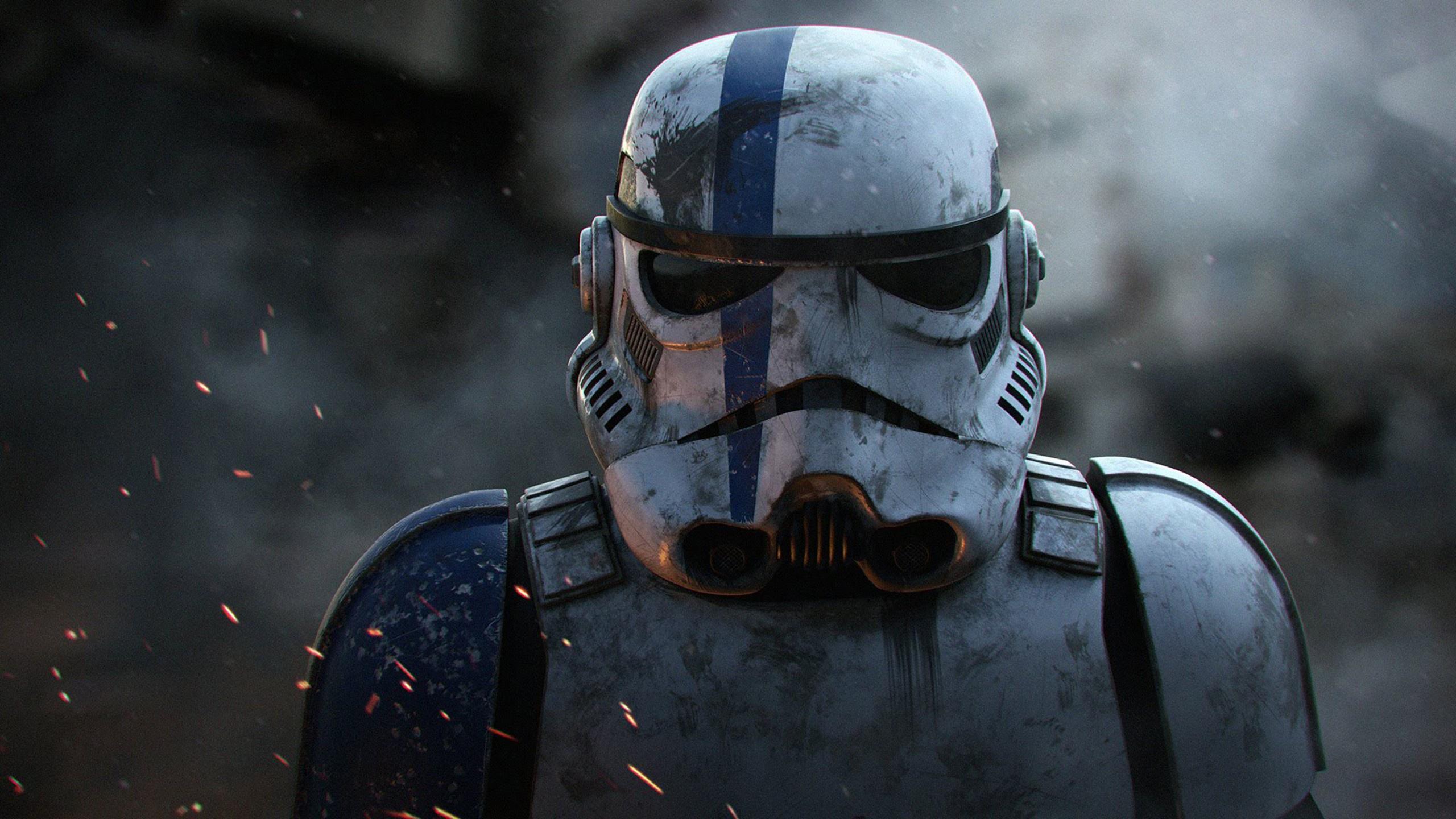 Fondos De Pantalla 2560x1440 Clone Trooper Star Wars
