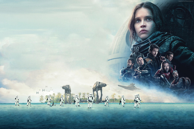 Wallpaper Star Wars Movies Rogue One A Star Wars Story 3000x2000