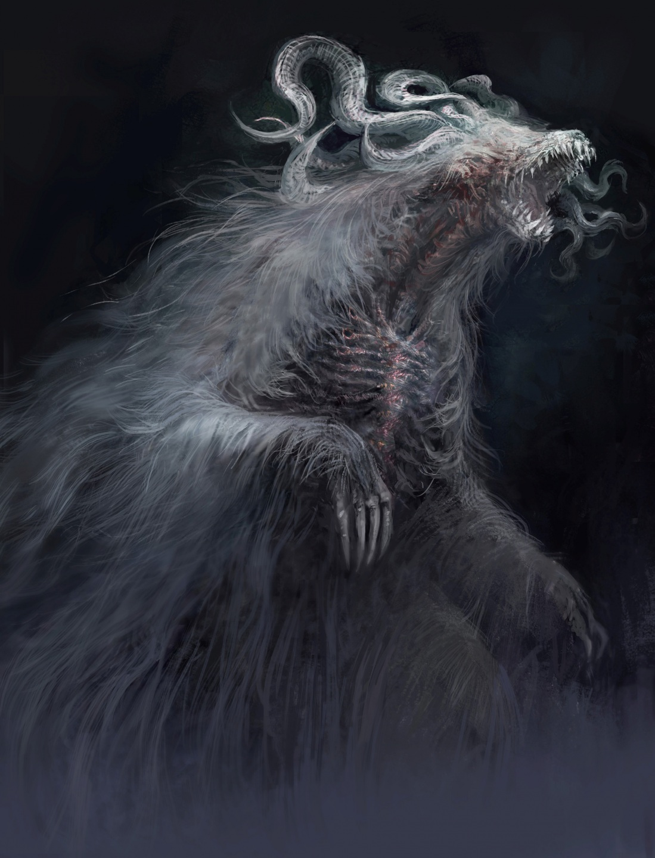 Desktop Wallpapers Dark Souls 3 Monsters Fantasy Angry 1099x1440