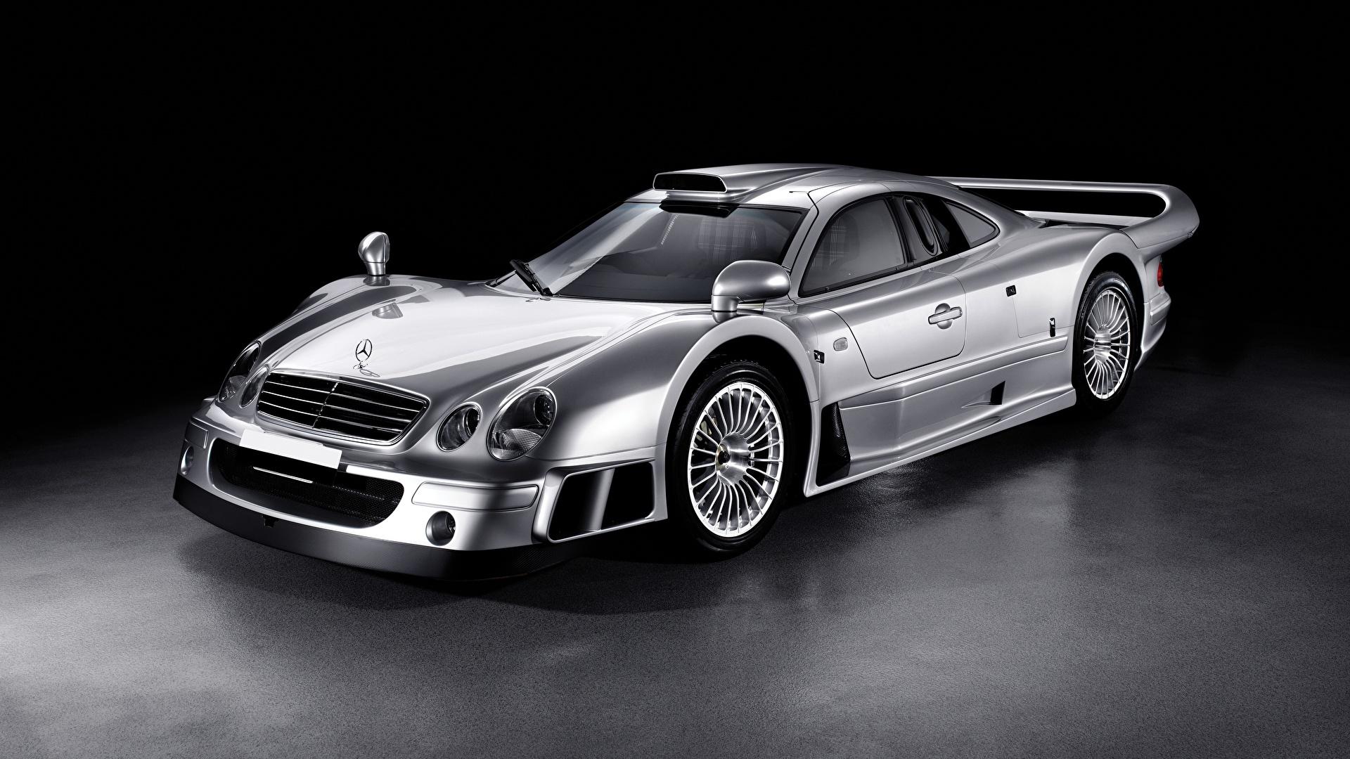 Fondos De Pantalla 2560x1440 Mercedes Benz 2005 Clk Gtr Amg
