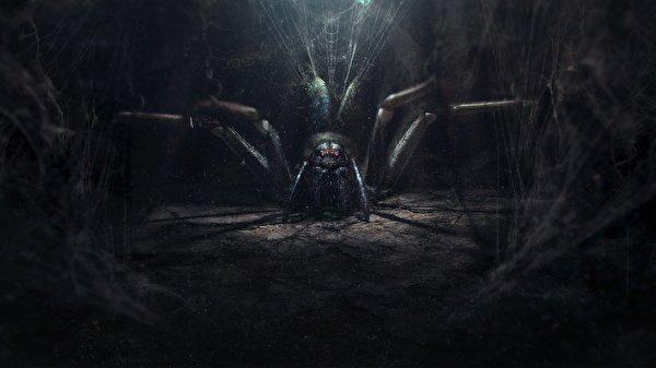 Bilder von Der Herr der Ringe Der Herr der Ringe: Die Rückkehr des Königs Webspinnen Illustrationen für Bücher Fantasy Film 600x337