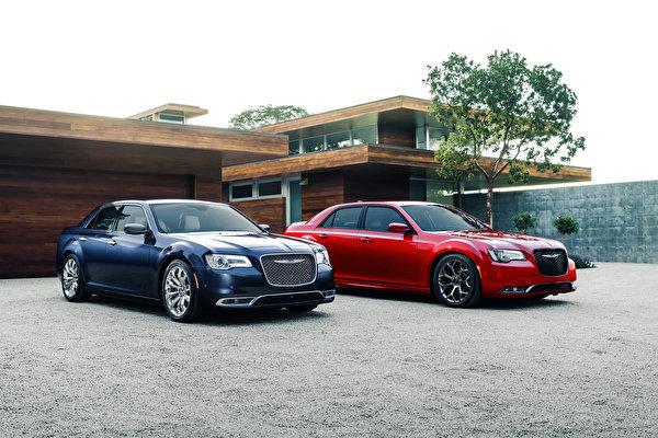 600x400 Chrysler 2015 300 C Dos Lujo Metálico autos, automóvil, automóviles, el carro, caro, caros, 2 Coches