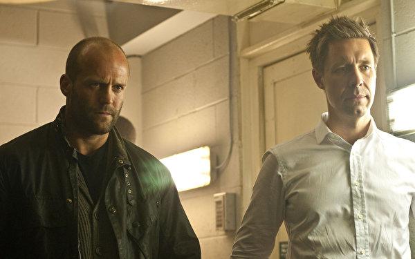 Bakgrunnsbilder Jason Statham Blitz Paddy Considine To 2 Film Kjendiser 600x375