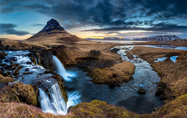 Island Gebirge
