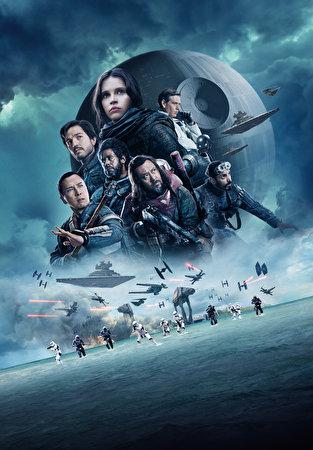 313x450 Rogue One: A Star Wars Story Guerreiro Exército dos Clones Felicity Jones Forest Whitaker, Ben Mendelsohn, Donnie Yen, Diego Luna, Riz Ahmed, Wen Jiang guerreiros Filme Celebridade para celular Telemóvel
