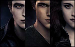 Bakgrundsbilder på skrivbordet The Twilight Saga The Twilight Saga: Breaking Dawn Blick Kändisar