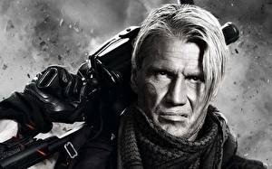 Wallpapers The Expendables 2010 Man Face Staring 2 Celebrities